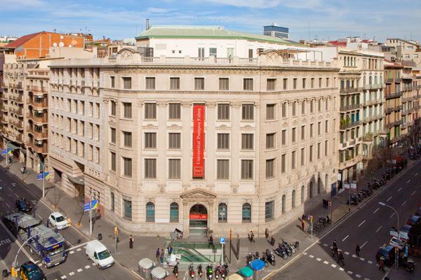 Universitat Pompeu Fabra - Edifici Balmes